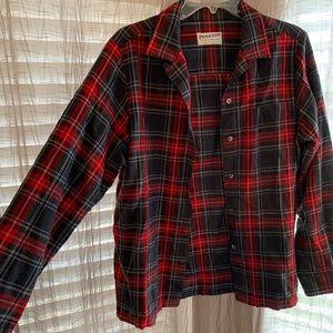 Pendleton flannel